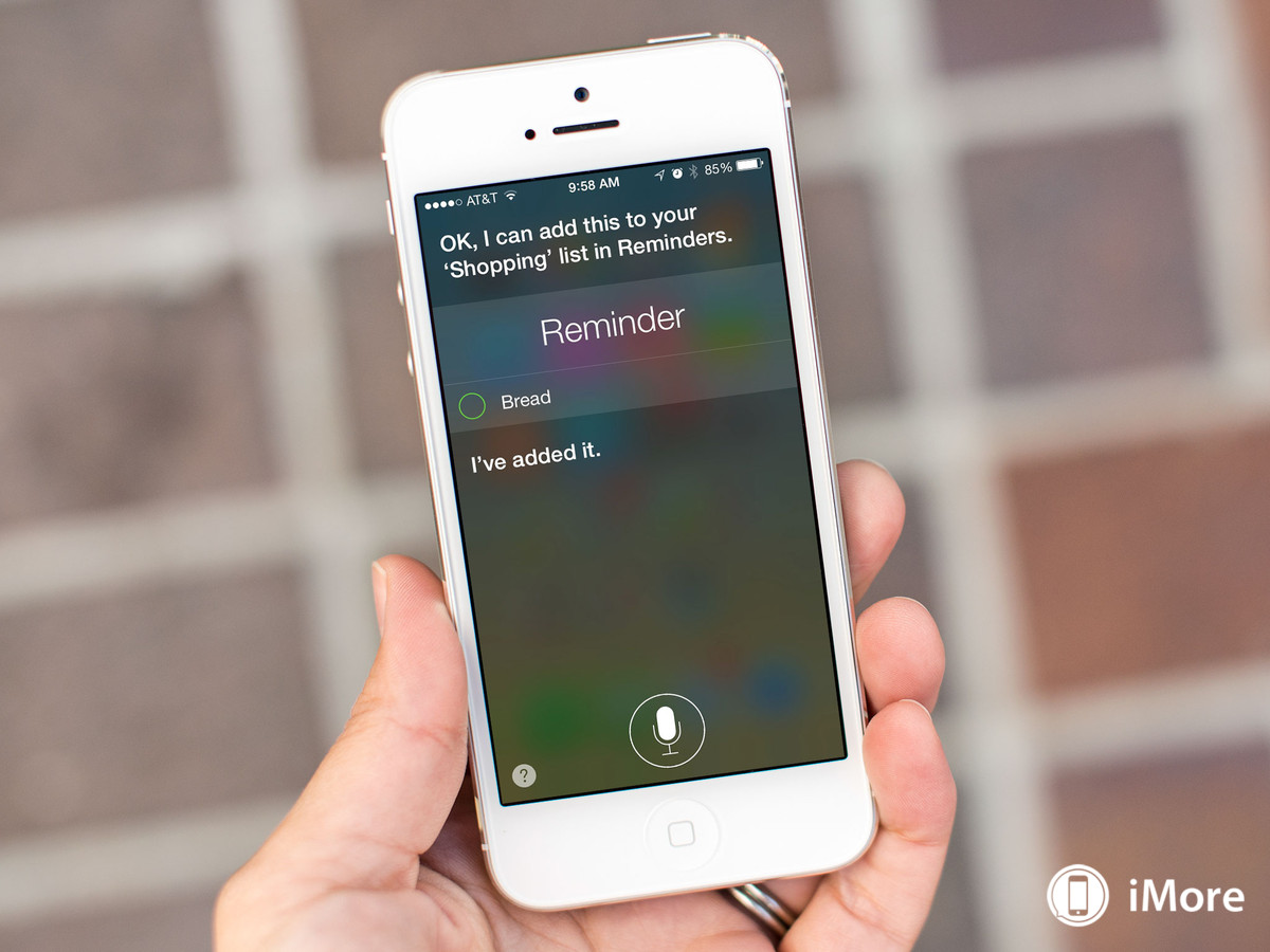 How to get Siri to add reminders to specific lists